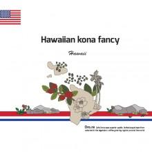 Hawaiian kona fancy